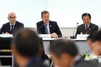 IPC会長「W杯以上に熱狂」 東京パラ入場券130万枚販売