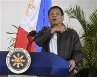 フィリピン南部の戒厳令を解除へ 大統領府、今月末で