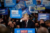 英総選挙、12日に投開票 保守党が過半数ならば早期離脱に前進