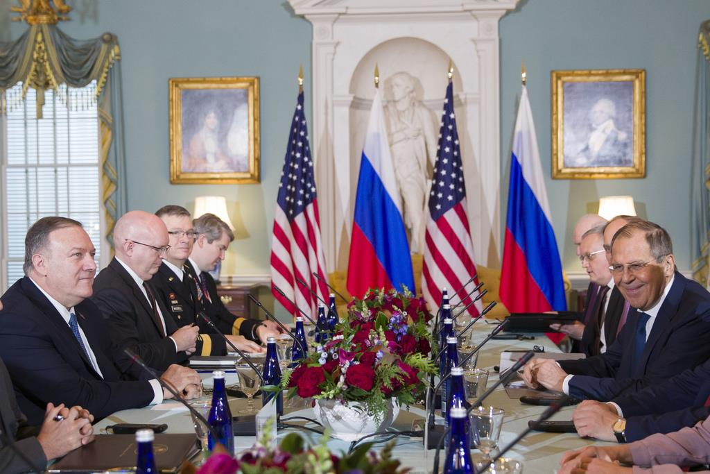 ロシア外相、米大統領、国務長官と会談 新STARTの延長を要請 - 産経ニュース