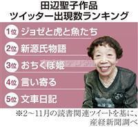 【最新電脳流行本事情】田辺聖子といえばラブシーン…不純な心で訃報記事を検証す