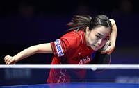 石川佳純が3大会連続の卓球五輪シングルス代表確実
