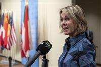 北ミサイル国連会合 米態度一転、挑発行動続けば「安保理は行動」 対北交渉は「柔軟に対応…