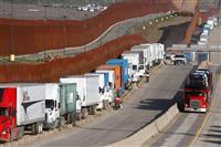 輸入家具から中国人11人 米当局、不法入国で拘束
