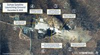 北朝鮮、ICBMエンジンの燃焼実験に成功か 米研究所分析
