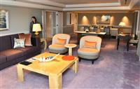 ホテル日航福岡開業30年「客の客をもてなす」 スイートを初の改装、外国賓客誘致に自信