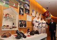 和歌山ゆかりの野球選手を紹介 スポーツ伝承館