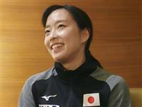 卓球の石川「五輪メダル目指す」 3大会連続に意欲