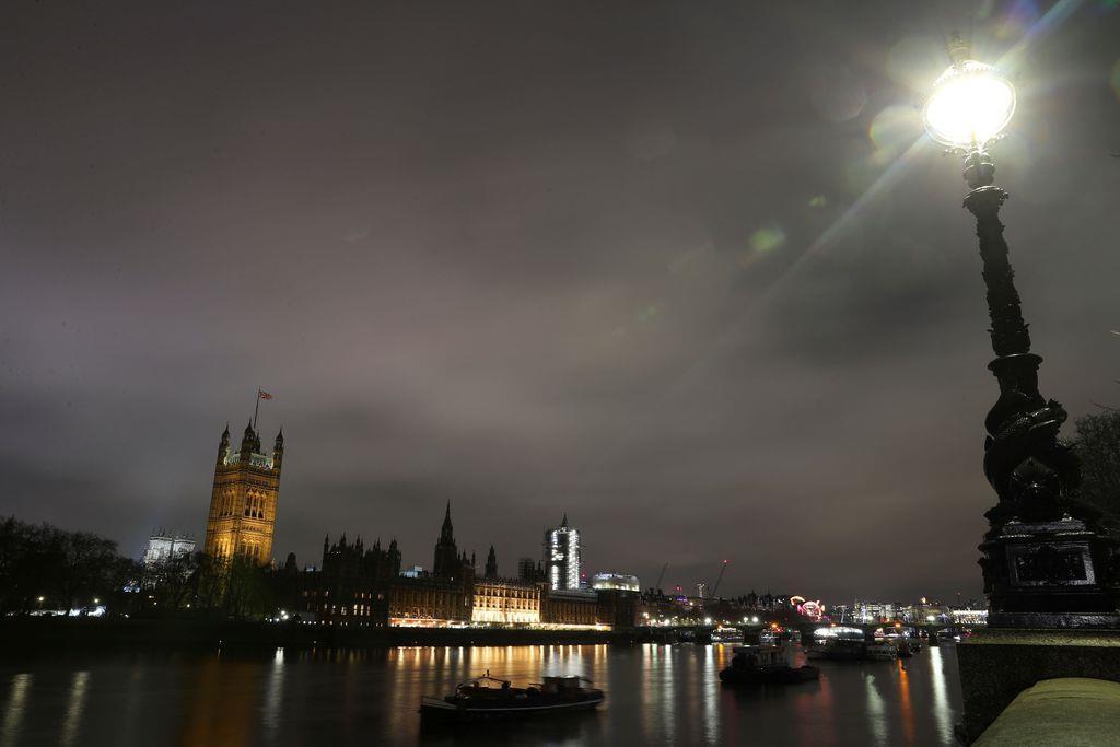 英ロンドンの国会議事堂(ロイター)
