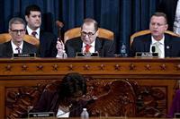 米大統領の弾劾訴追決議案採決は13日に持ち越し 下院委