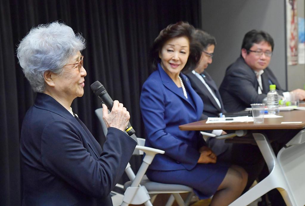 拉致家族・救う会が国際セミナー 専門家「対北制裁、緩めるな」 タイ人被害者家族も訴え