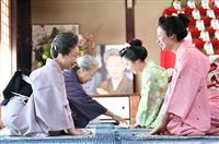 京都・祇園で事始め 芸舞妓があいさつ