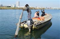 矢切の渡し復活 桟橋修理が完了 台風19号から2カ月ぶり
