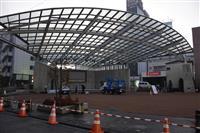 宇都宮・オリオンスクエアの改修工事始まる 来年10月に再稼働
