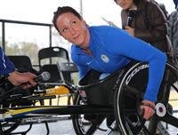 【負けるもんか】車いす陸上7冠目指すタチアナ選手 障害者選手機会均等にも尽力「できない…