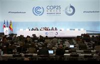 COP25でやり玉、日本の石炭火力 経団連が脱炭素行動計画