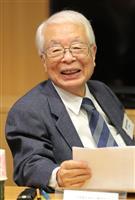 【古典個展】桜よりも国家的問題を 大阪大名誉教授・加地伸行