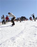 国内最南端のスキー場「五ケ瀬ハイランドスキー場」が営業開始