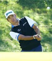 松山21位、今平32位 15日付男子ゴルフ世界ランク