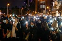 中国首相、香港デモを批判 一層の取り締まり指示