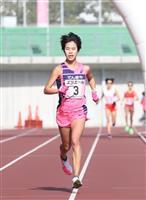 【大阪国際女子マラソン】「一皮むけるチャンス」とさらなる挑戦 MGC3位の小原怜