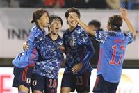 なでしこ4大会ぶり優勝 サッカー東アジアE-1選手権