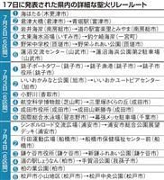 五輪聖火ランナー69人発表 増田明美さんや幻の五輪代表ら 千葉県選考