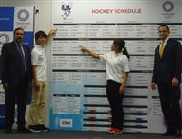 東京五輪ホッケー男女1次リーグの組み合わせ発表 団体競技で初