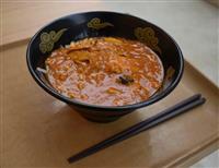 【学ナビ】学食訪問 東京大学「赤門ラーメン」 ピリッとした辛さの汁なし麺