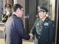 河野氏、習氏国賓来日へ「相応努力してもらわなければ」防衛相として10年ぶり訪中