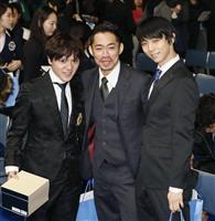 フィギュア全日本 男子は五輪メダリスト3人がそろい踏み