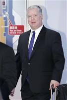 北朝鮮核問題 ビーガン特別代表、日韓に加え中国も訪問へ
