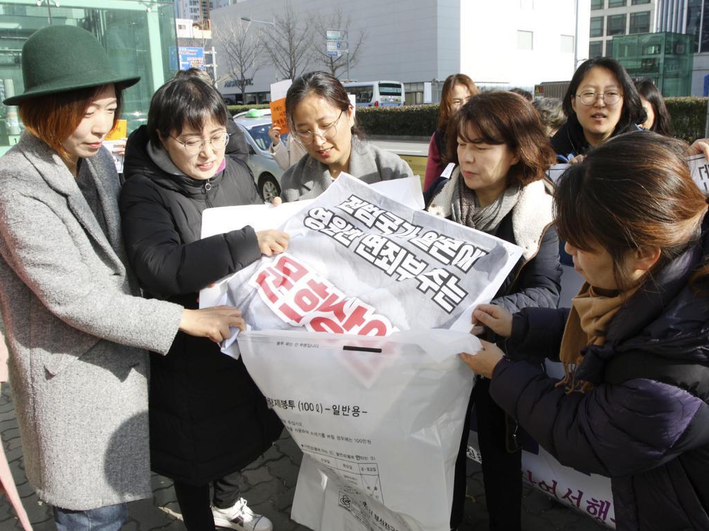 韓国国会議長が徴用工法案提出 市民団体反発、成立に曲折も - 産経ニュース