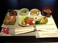 香川県の食材がJALファーストクラス機内食に