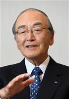日商会頭 韓国の徴用工法案「賛成できない」