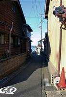 日本海を望む路地に名称 日本遺産に追加登録の兵庫県新温泉町・諸寄地区