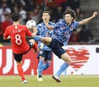 「力が足りない」と田中碧 日本は韓国に完敗し優勝逃す サッカー東アジアE-1選手権