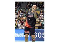 桃田が初の年間獲得賞金50万ドル超 バド国際大会で11勝