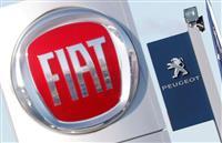 競争当局承認「問題ない」 プジョーGとフィアットの経営統合