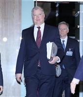 米ビーガン特別代表が北京入り 北との協議引き続き探る