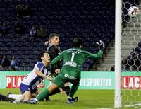 中島がポルト初ゴール サッカーのポルトガル杯5回戦