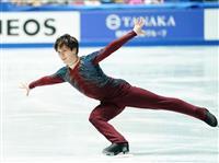 宇野昌磨「一歩一歩最善を尽くす」 全日本フィギュアSP