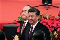 マカオ式典、影の主役は香港・台湾 習主席、一国二制度の成果強調