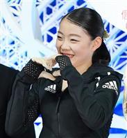 紀平初優勝で世界代表 フィギュア全日本選手権