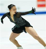 女王・坂本は6位、環境の変化に苦しんだ1年 フィギュア全日本選手権