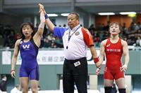 満身創痍での挑戦終わる レスリング女子リオVの登坂、東京五輪出場が消滅
