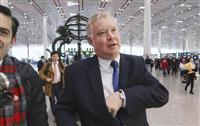米特別代表、北当局者との接触は空振り 北京から帰国の途へ