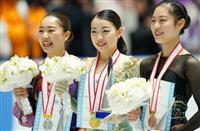 ジュニアの川畑が「ビックリ」3位で表彰台 フィギュア全日本選手権