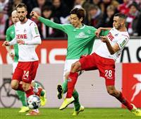 大迫、5戦ぶりフル出場 サッカー、ドイツ1部