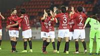 浦和が決勝へ サッカー女子皇后杯
